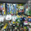 ピピ島で釣り具を売っているスーパーPHASAOW P.P. CO.LTDのラインナップその1エギ