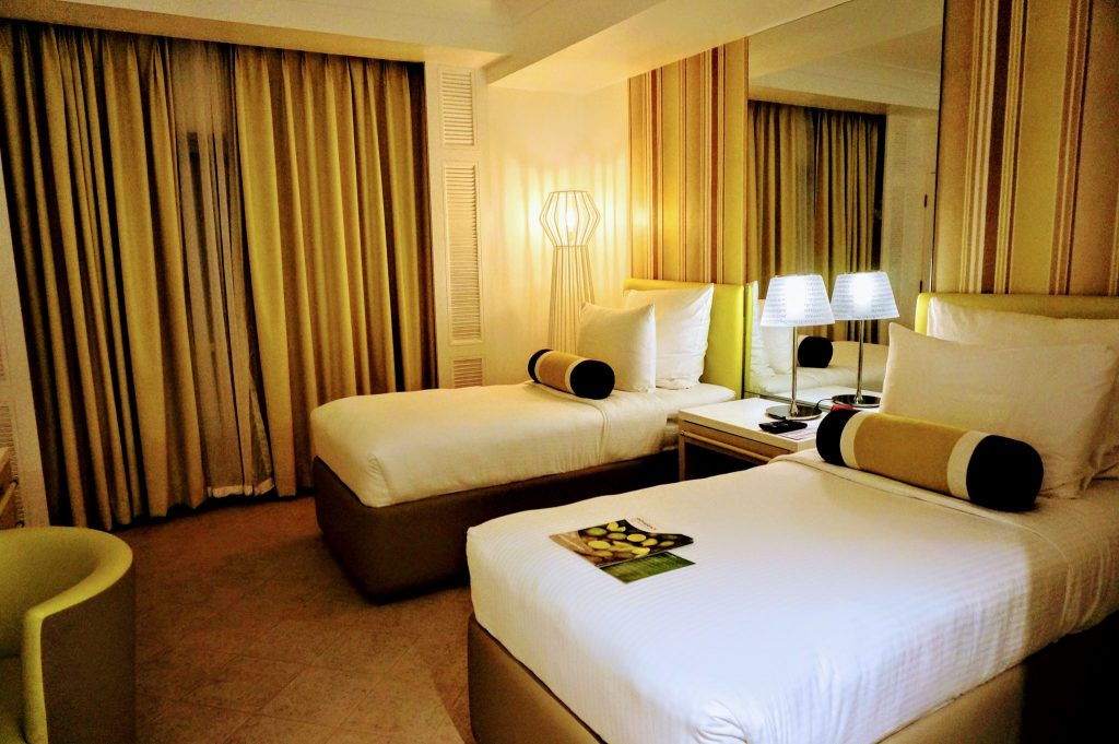 モーベンピックホテルの部屋5