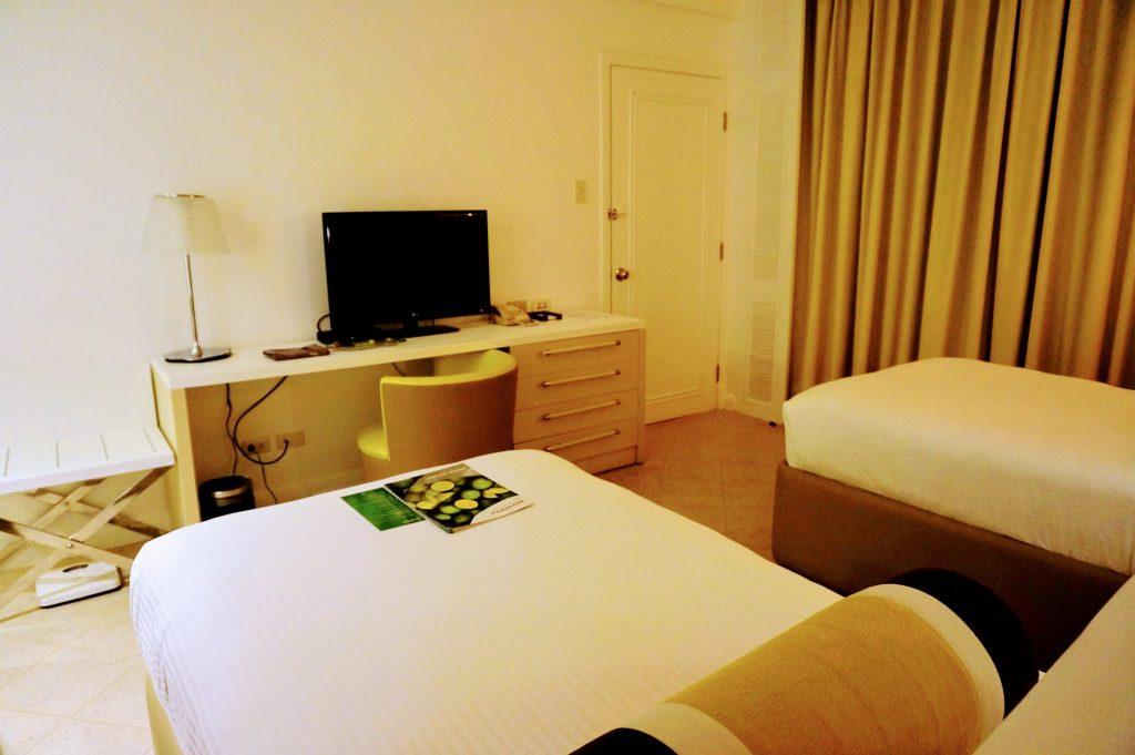 モーベンピックホテルの部屋2