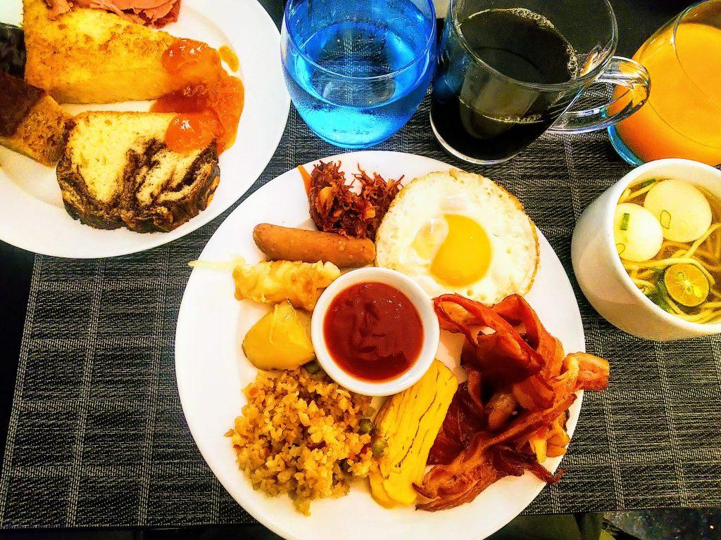 モーベンピックホテルの朝食バイキング8