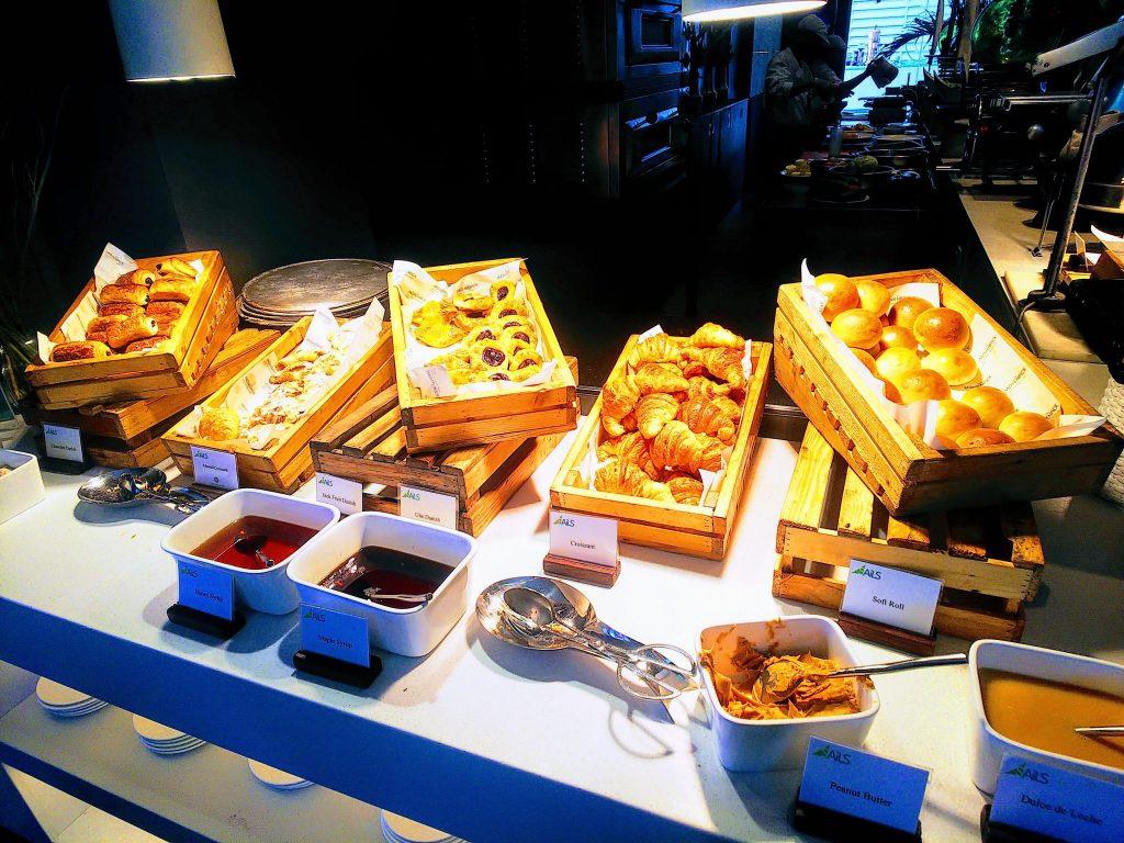 モーベンピックホテルの朝食バイキング4